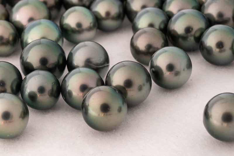 LOT 119 - BUY Tahitian Pearls jewellery wholesale - CMWPEARLS.COM