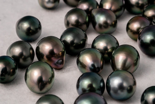 LOT 023 - BUY Tahitian Pearls jewellery wholesale - CMWPEARLS.COM
