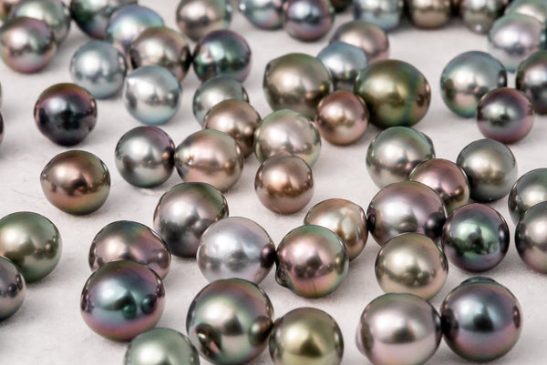 LOT 021 - BUY Tahitian Pearls jewellery wholesale - CMWPEARLS.COM