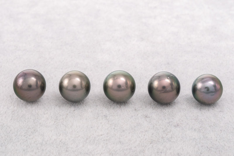 16pcs Round pack - 11mm Green Cherry AAA quality