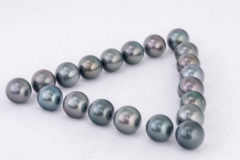 LOT 284 - BUY Tahitian Pearls jewellery wholesale - CMWPEARLS.COM