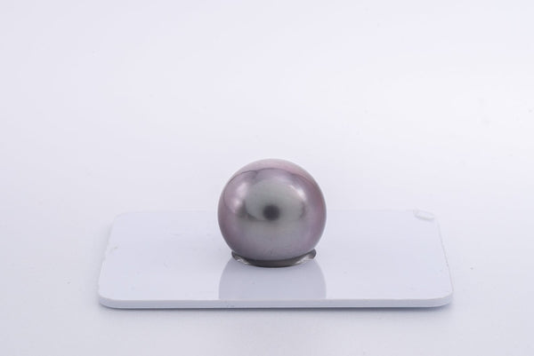 12.9mm Light Cherry Color TOP quality Single Pearl