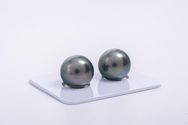 12mm Matched Pearl Green Color TOP quality