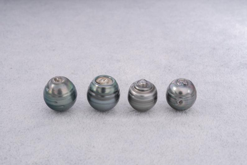 22pcs Lot - CL Light Mix 12-13mm A+ Tahitian Pearl