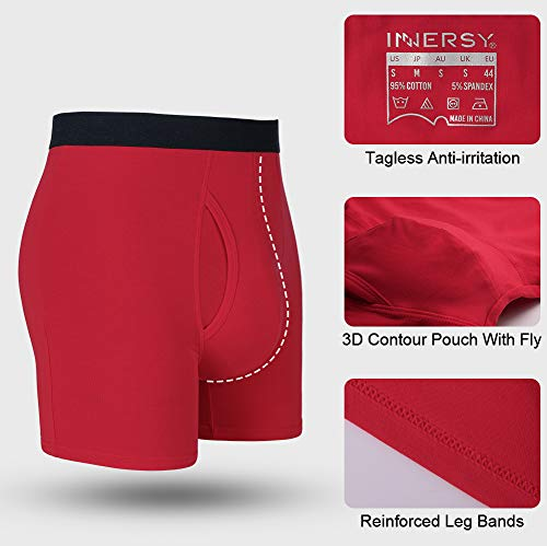 red men's boxer briefs