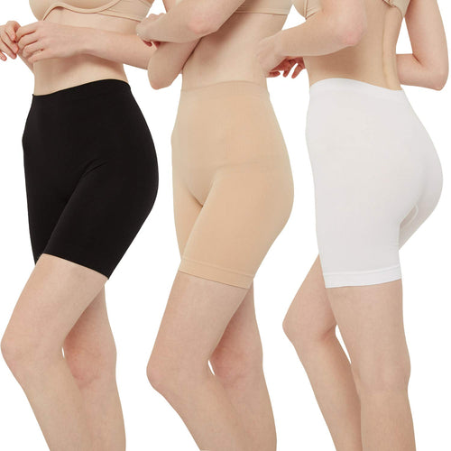 under dress shorts women