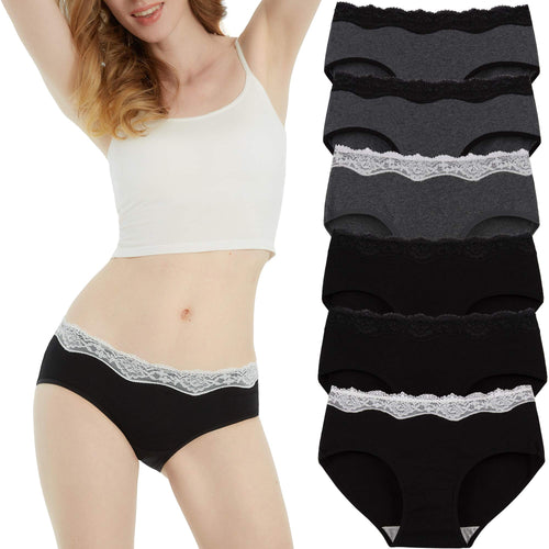 womens cotton underwear hipster