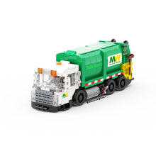 Load image into Gallery viewer, LEGO City Garbage Truck Instruction (6-Wide)