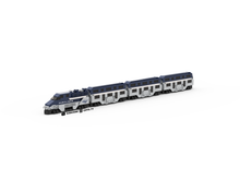 Load image into Gallery viewer, LEGO Micro Amtrak Surfliner Train Instructions