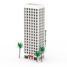 Load image into Gallery viewer, LEGO 1970s-Style Office Tower Instructions