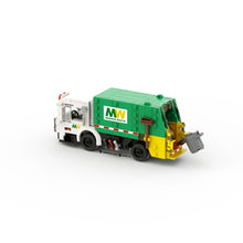 Load image into Gallery viewer, LEGO City Garbage Truck Instruction (4-Wide)