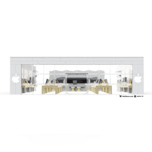 Load image into Gallery viewer, LEGO Apple Store Interior Instructions