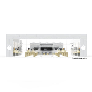 LEGO Apple Store Interior Instructions