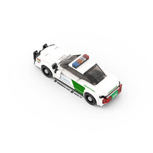 Load image into Gallery viewer, LEGO Border Patrol Cruiser Instructions