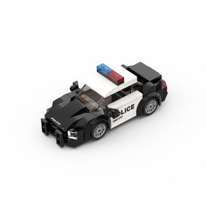 LEGO City Police Cruiser Instructions