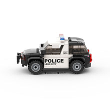 Load image into Gallery viewer, LEGO City Police SUV Instructions