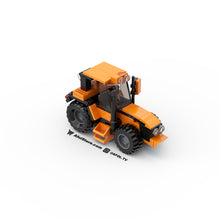 Load image into Gallery viewer, LEGO Orange Farm Tractor Instructions