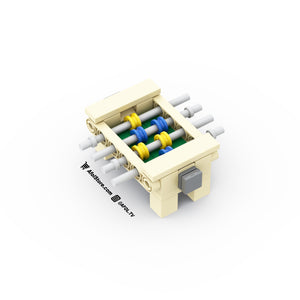 LEGO Foosball Table Instructions
