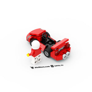 LEGO Go Kart Instructions
