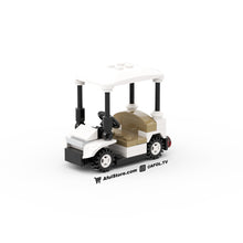 Load image into Gallery viewer, LEGO Golf Cart Instructions