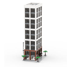 Load image into Gallery viewer, LEGO Greenwood Heights Stackable Tower Instructions