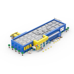 LEGO Micro IKEA Store Instructions