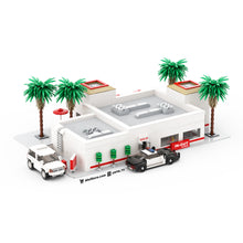 Load image into Gallery viewer, LEGO In-N-Out Drive Thru Instructions
