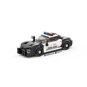 LEGO LAPD Police Cruiser Instructions