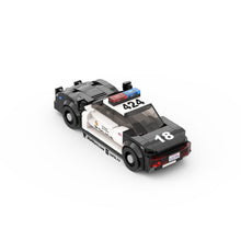 Load image into Gallery viewer, LEGO LAPD Police Cruiser Instructions