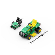 Load image into Gallery viewer, LEGO Lawn Mower Instructions (2 Types!)