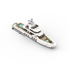 Load image into Gallery viewer, LEGO Micro Abaco Island Yacht Instructions