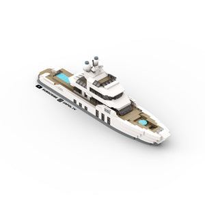 LEGO Micro Abaco Island Yacht Instructions