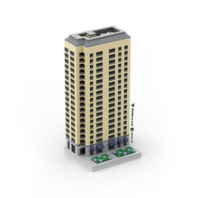 Load image into Gallery viewer, LEGO Micro (Modular) Historic Apartment Tower Instructions