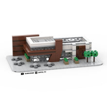 Load image into Gallery viewer, LEGO Micro Chipotle Restaurant Instructions