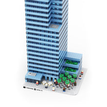 Load image into Gallery viewer, LEGO Micro Citi Bank Tower Instructions