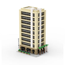 Load image into Gallery viewer, LEGO Micro Downtown Lofts (Tan) Instructions