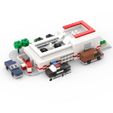 Load image into Gallery viewer, LEGO Micro Five Guys Burgers & Fries Instructions