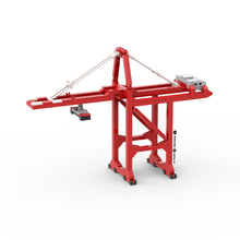 Load image into Gallery viewer, LEGO Micro Container Ship Gantry Crane Instructions