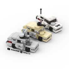 Load image into Gallery viewer, LEGO Micro Humvee Instructions