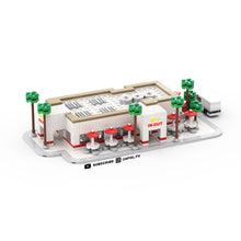 Load image into Gallery viewer, LEGO Micro In-N-Out Drive Thru Instructions