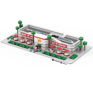 LEGO Micro Johnny Rockets 50's Diner Instructions