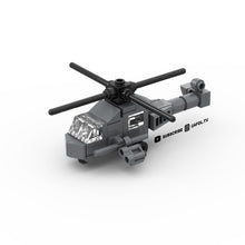 Load image into Gallery viewer, LEGO Micro Military Helicopter Instructions