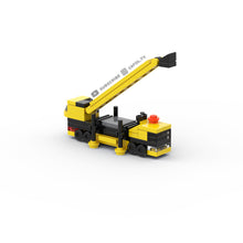 Load image into Gallery viewer, LEGO Micro Mobile Crane Instructions