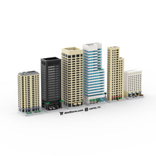 Load image into Gallery viewer, LEGO Micro (Modular) Office Tower & Cafe Instructions