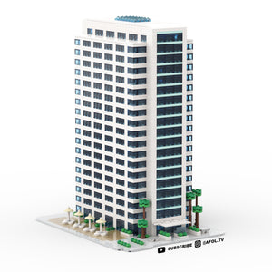 LEGO Micro Office Tower Instructions