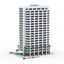 Load image into Gallery viewer, LEGO Micro Office Tower Instructions