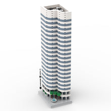 Load image into Gallery viewer, LEGO Micro Downtown Financial Skyscraper Instructions