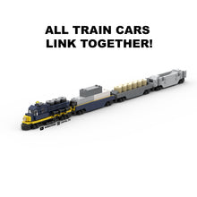 Load image into Gallery viewer, LEGO Micro Dome Tanker Train Car Instructions