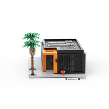 Load image into Gallery viewer, LEGO Modular NIKE Flagship Store Instructions
