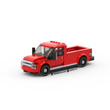 Load image into Gallery viewer, LEGO 6-Wide Pickup Truck Instructions